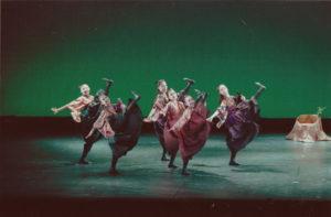 2009現代舞踊協会制定 明日の新人公演 明日の新人賞受賞『ハイカラさん初恋騒動の巻』