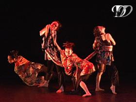 2007ヨコハマコンペティション 神奈川県芸術舞踊協会優秀賞 神奈川県教育長賞『花宵紅』