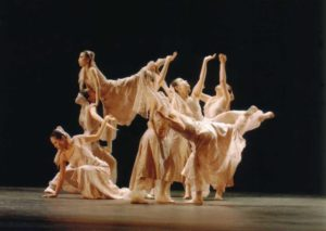2004現代舞踊協会制定 明日の新人公演 明日の新人賞 受賞『砂に眠る神殿』
