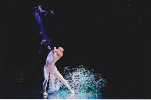 横浜 赤レンガ Dance Art 2018 有路蘭 公演写真
